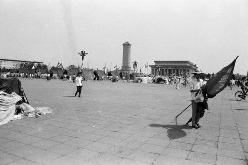 Tiananmen monument
